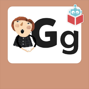 Alfabetrim med g