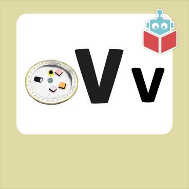 Alfabetrim med v