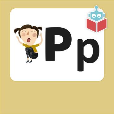Alfabetrim med p