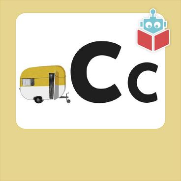 Alfabetrim med c