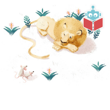 Løven og musen