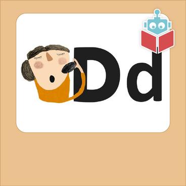 Alfabetrim med d
