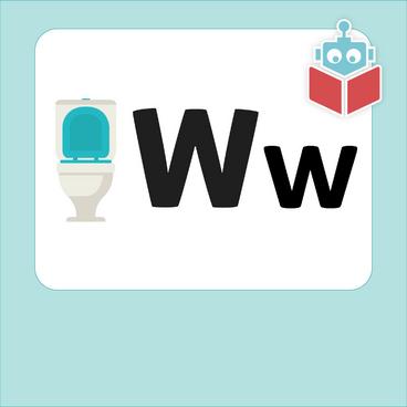 Alfabetrim med w